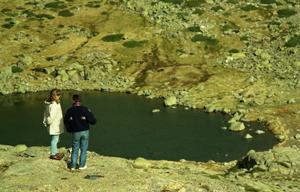 Laguna Peñalara noviembre 1998