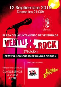 Venturock-2015
