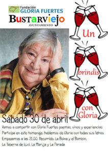 GloriaFuertesBustar1