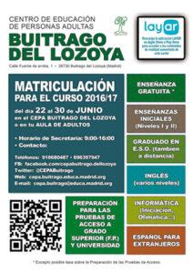 BuitragoCepamatriculacion web