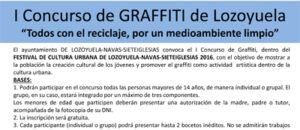 GrafittiLozoyuela