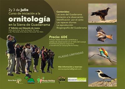 curso ornitologia