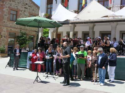 Presentacion Himno a Miraflores de la Sierra