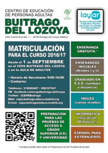 CEPABuitragocartel matriculacion