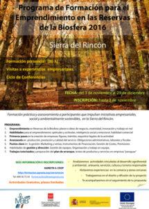 Cartel RB Sierra Rincon226