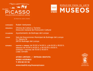 pie museo picasso