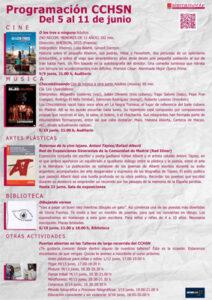 CentroHumanidades5al13junio