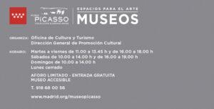 MuseoPicassoHorarioverano