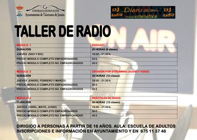 Talamancatallerradio17