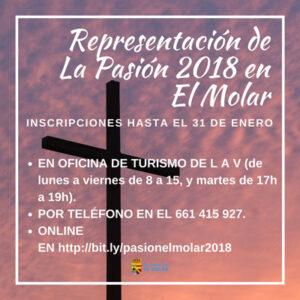 ElMolarPasionconvocatoria